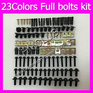 Fairing screws Full bolts kit For Aprilia RS4 125 RS125 06 07 08 09 10 11 RS 125 2006 2007 2008 2011 MC182 OEM Body Nuts bolt screw Nut kit