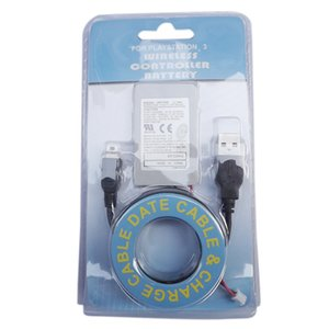 Original Wireless Controller Handle Battery Pack Replacement for Sony PS3 Bluetooth Controller