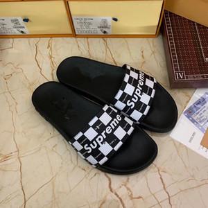 Men Women Designer Shoes Slides Summer Beach Indoor Flat G Sandals Slippers House Flip Flops With Spike sandal dx0504