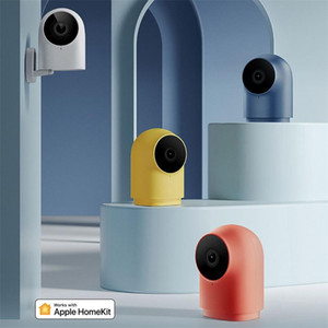 Aqara G2H Camera 1080P HD Night Vision Mobile For HomeKit APP Monitoring G2H Zigbee Smart Home Security Camera