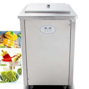 Suministro directo de fábrica máquina popsicle yogur de acero inoxidable de modo único al por mayor de helado que hace la máquina popsicle