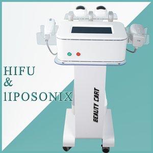 Hot Selling Professional Liposonix HIFU High Intensity Focused Rimozione rapida del grasso più efficace Body Shaping Weight Loss hifu liposonix