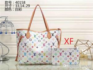 2020louvbh stili borsa del progettista famoso in pelle di marca borse di modo delle donne del Tote Borse a tracolla Lady borse in pelle Borse purse40158
