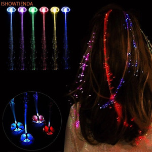 LED Flash Hair for party ppin For.led Parsbdbsbty Sho Flashiesnsbskabxng Hair Braid Headdress best.quality