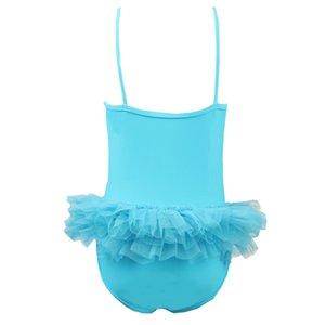 Девочки Swimwear Дети Bathwear костюм Дети Tankini бикини девушка Unicorn костюм Одежда малыши Купальник Bodysuits купание