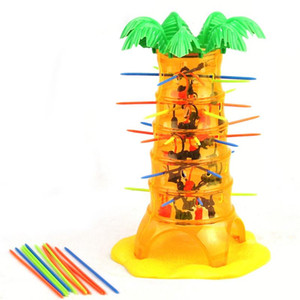 Monkey Tree Game Kids Interactive Comprehensive Abilities Promoting Kids intelligence Toys Parent-child interaction entertainment toys