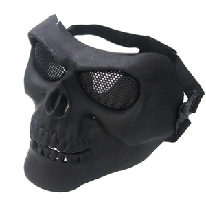 2019 New Cool Skull Multi Face Mask Ski Bike Motorcycle Outdoor Sports Wear Convenience Bicycle Mask #N