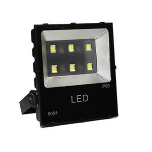 Su geçirmez IP66 Projektör 50W 100W 150W 200W 300W Led Taşkın Işık Açık Peyzaj Aydınlatma İçin Bahçe Sokak