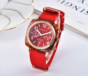 2019 Набор шнека моды для отдыха Новые часы марки спортивные часы Мужские повседневная мода кварцевые часы1
