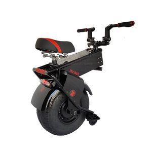 1000W 90km 60V poderosa Scooter elétrico Uma roda de 18 polegadas Wide Tire motocicleta elétrica Balance monociclo Para adultos