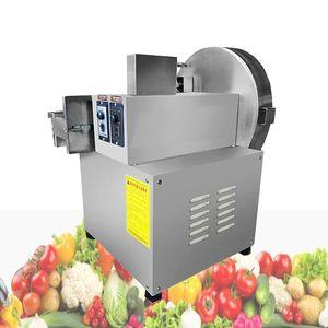 500 kg / h vegetable Kutter Maschine-Maschine Gemüseschneidemultifunktionsausgabekapazität shallot onion Zerteilmaschine
