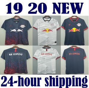 RB LEIPZIG Red Bull 19 20 Futebol casa longe terceira WERNER Camiseta FORSBERG Maillot Halstenberg Sabitzer 2019 2020 camisas do futebol Fardas Kits CUNHA