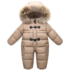 Orangemom chaqueta de invierno para niñas tienda oficial de abrigos ropa exterior, el 90% de pato infantil del bebé traje para la nieve, bebé caliente del desgaste de la nieve