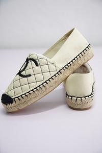 2019 mocasines de cuero Camo ESPADRILLES Fisher zapatos de cadena de cuero tamaño de mujer 35-41 us tamaño us5-us82019 Calzado casual tigres