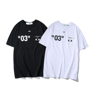 New 2020 Mens-Sommer-T-Shirts Plus Größe Kurz Luxus T-Shirt Milk Printed Cotton T-Shirt 3D-Designer Kleidung m-XXL Golf-T-Shirt