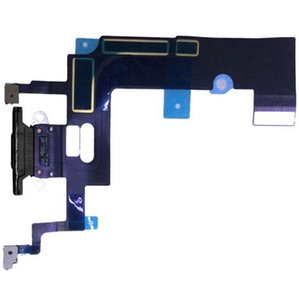 100% High Quality Dock Connector USB Charging Port and Headphone Audio Jack Flex Cable Ribbon for iPhone XS XSM XR