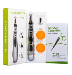 La acupuntura electrónica terapia con láser eléctrico meridianos pluma Heal Masaje Pen Pen Meridian Energy alivio del dolor Herramientas