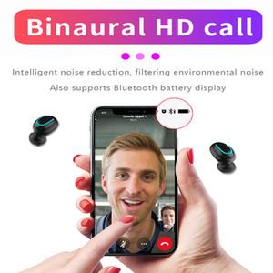 Q32 TWS Bluetooth 5.0 Blutooth Earphone Wireless Headphones for phone True wireless Stereo Headphone Sport Handsfree Earbuds HBQ-Q32