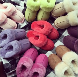Sıcak satmak Klasik tasarım 51250 Sıcak terlik keçi derisi koyun derisi kar botları Martin botları kısa kadın botları sıcak ayakkabı tutmak ücretsiz nakliye