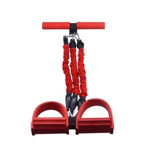 Kadınlar Erkekler Çok fonksiyonlu Gerginlik Halat, Strong Spor Direnç Gruplar Sit-up Halatlar Yoga Spor Salonu Ekipmanları Pull Pedal lateks