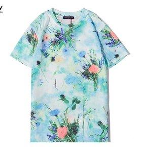 2020 Newest Short Sleeve Breathable Men Women Swing Bear Casual Outdoor tee Street wear T-shirts