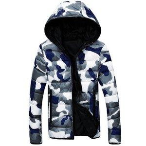 2020 The designer fashion Men's Winter Jacket Men's Hooded Warm Winter Coat Jacket