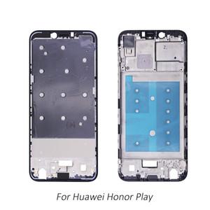 Netcosy Середина средней рамки Замена для Huawei Наслаждайтесь 9 Honor Play 8C Play Полный корпус Средний Рама ободок Запчасть