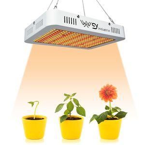 2019 новый продукт 1000W Full Spectrum LED Grow Light 4000K Гидропоника Овощной Цветок завод светать