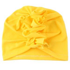 Baby Girl Boy Turban Cap Newborn Hat India Newborn Head Wrap for 0-3 Months