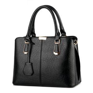 HBP Fashion Women Leather Handbag Inclined Female Shoulder Bags Handbags Lady Shopping Tote Messenger Bag
