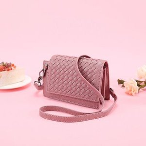 Amazing2019 Bag Woman Weave Messenger Single Shoulder Package Luxury Goods Star