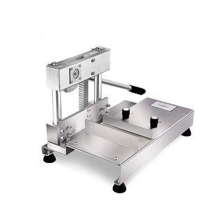 Manual meat cutter bone cutting saw bone saw machine thickening stainless steel rib cutting machine bone sawing machine