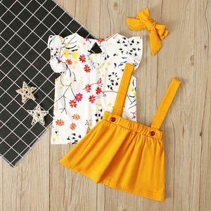Baby girls clothing Toddler Tracksuit Set fashion Spring Autumn Casual Clothing Set Sweetsets wholesale