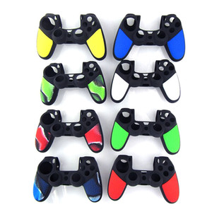 1pc Silicone Analog Thumbstick Grip Caps Protective Skin Cover Case For Sony Playstation Dualshock 4 PS4 Controller Gamepad