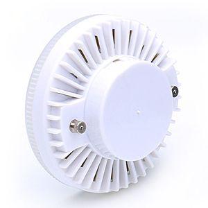 높은 품질 GX53 LED 램프 12W Downlights GX53 캐비닛 빛 led 전구 smd2835 gx 53 AC 220V 230V 240V 따뜻한 흰색 차가운 흰색 자리 전구
