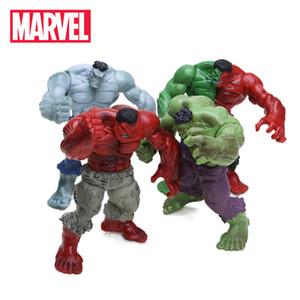 4 Marvel 12 cm paketi Avengers Süper Kahraman Yeşil Kırmızı Hulk Pvc Aksiyon Figürleri Set Koleksiyon Modeli Bebek Oyuncakları Q190522