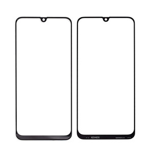 10pcs Lastest LCD frontal Outer Lens Para Samsung Galaxy A10 A20 A30 A40 A50 A90 Vidro Touch Screen substituição Repair