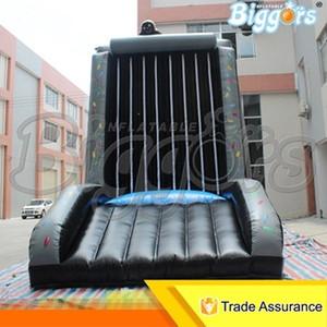 Commercial Preço de fábrica extrema Air Parede de escalada inflável parede pegajoso inflável ao ar livre parede de escalada para Fitness