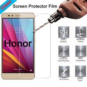 Temperli cam Için onur 8X 7X 6X 5X 4X 3x Max telefon Film koruyucu ekran koruyucu Film Için Huawei onur 6C Pro 4C 5C cam