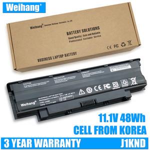 Weihang için Laptop Batarya J1KND DELL Inspiron N4010 N3010 N3110 N4050 N4110 N5010 N5010D N5110 N7010 N7110 M501 M501R M511R
