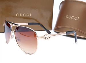 Homens Óculos De Sol New Retro Full Frame Óculos Famoso Eyewear Marca Designer de Luxo mulheres Óculos De Sol Do Vintage Óculos