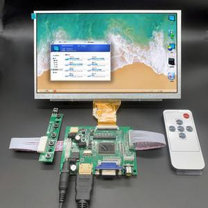 9 pollici 800 * 480 AT090TN10 HDMI driver Screen Display LCD Consiglio Monitor per Raspberry Pi B + 2 3 Banana / arancio Pi mini computer
