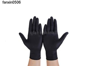 Nitrile Disposable Latex 100pcs Universal Cleaning Safety Acid Multifunctional Kitchen Food Cosmetic Gloves Lot X98n