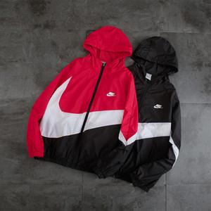 Quelques vestes de bronzage pour hommes et femmes vestes de sport coupe-vent à capuchon vestes de sport hip hop en plein air bronzage coupe-vent manteaux de peau