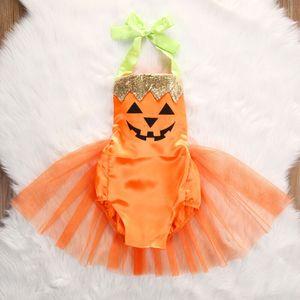 Nouveaux mode Nouveau-né Bébés filles garçons Halloween Costume Vêtements Vêtements Romper Party Tenues bébé Vêtements mignon Belle