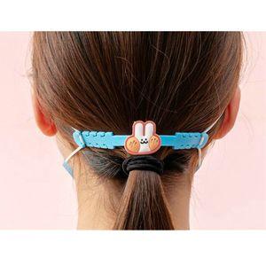 2020 Adjustable Anti Slip Mask Ear Grips Extension Hook Face Masks Buckle Holder Mask Accessories Hooks Ear Defense Rails From mylovethome l