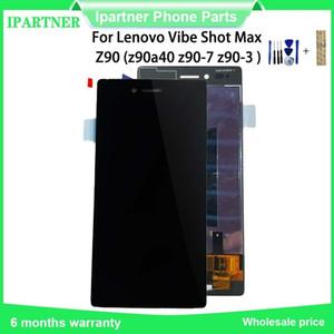 Für Lenovo Vibe Schuss Max Z90 LCD Display Touch Screen für Lenovo Z90 Z90a40 Z90-7 Z90-3 Bildschirm- Baugruppe Ersatzteile