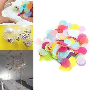 2200pcs pack Multicolor Romantic Wedding Party Confetti Table Decoration Birthday Party Supplies