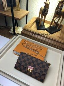 2020 Fashion1 wallet Womenmen best Ladies Shoulder N61273 19..10.5..2.5cm tchel Tote Purse Messenger Crossbody Handbagt wallet NEW Classic