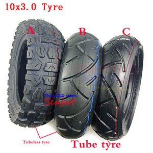 "10x3. 0 inneren äußeren Reifen / Tubeless Reifen Für KUGOO M4 PRO Elektroroller Rad 10 "" Falten Elektroroller Rad Reifen 10*3,0"